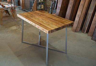 mid century modern kitchen table