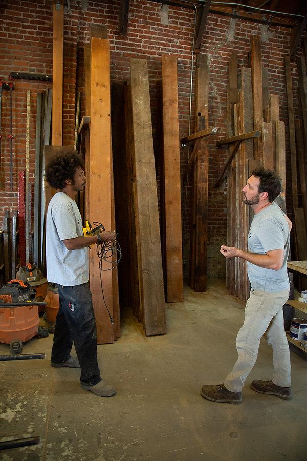woodworkers in east los angeles