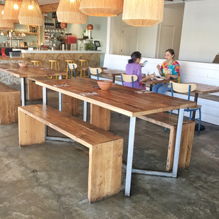 custom restaurand dining table