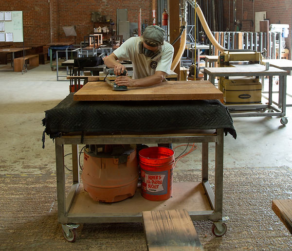 walnut furniture maker los angeles