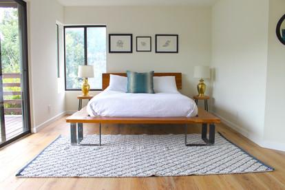 custom size modern bedroom furniture