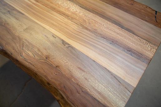 hardwood table makers los angeles