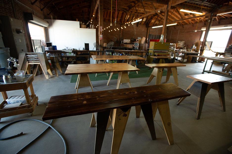los angeles tabletop maker