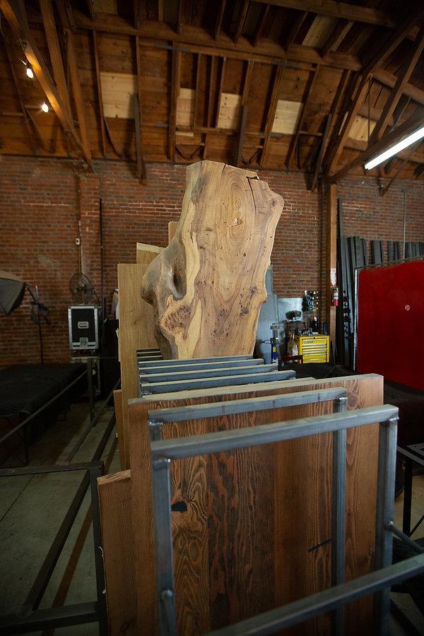custom table fabrication los angeles