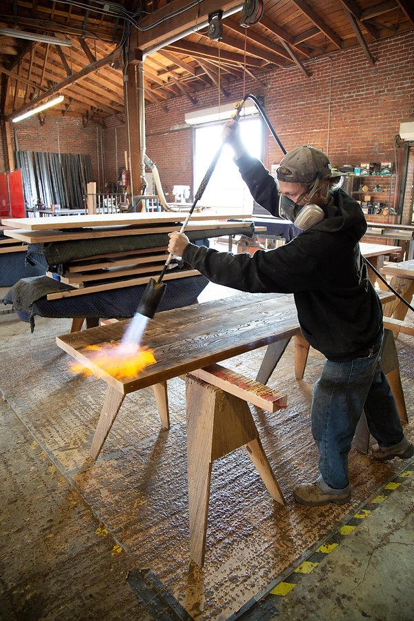 sustainable wood furniture los angeles c