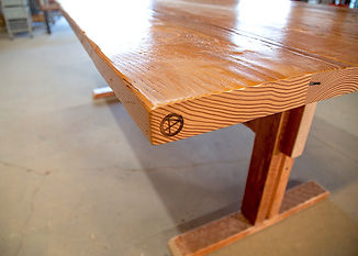 farmhouse tables reclaimed wood