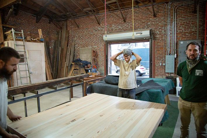 custom furniture builders los angeles
