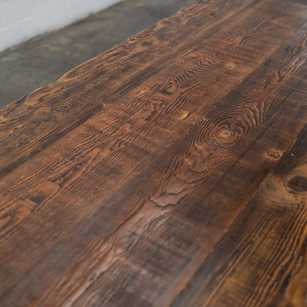 custom made farmhouse dining table