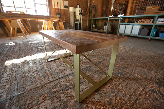 solid wood home coffee table