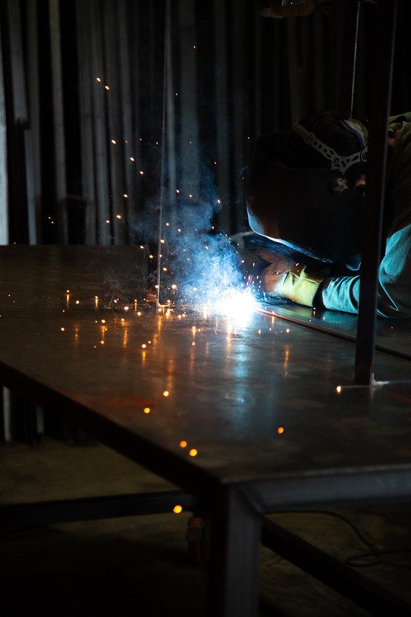 los angeles custom metal fabrication