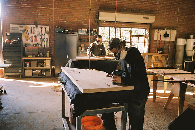 los angeles wood shop
