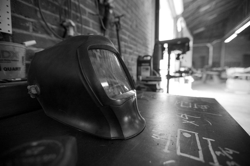 custom welding parkman woodworks