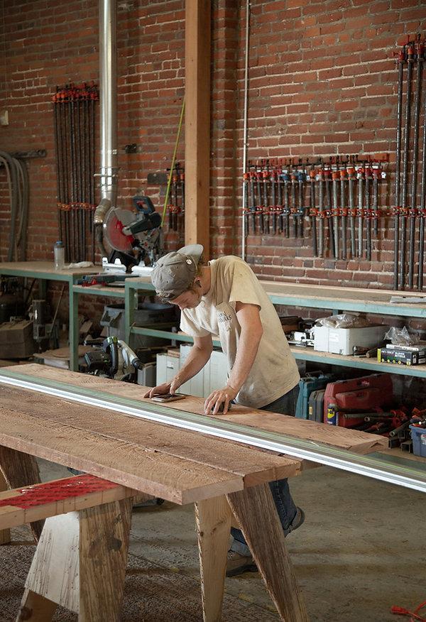 custom wood furniture makers los angeles