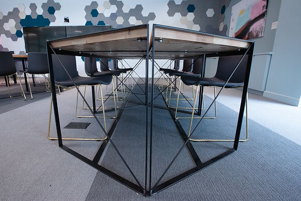 custom conference tables made in los angeles