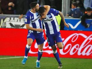 Deportivo Alavés Have Found Their Strikeforce