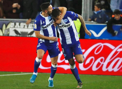 Deportivo Alavés Have Found Their Strikeforce
