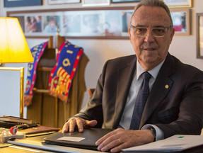 Wild Presidents: Joan Gaspart at FC Barcelona