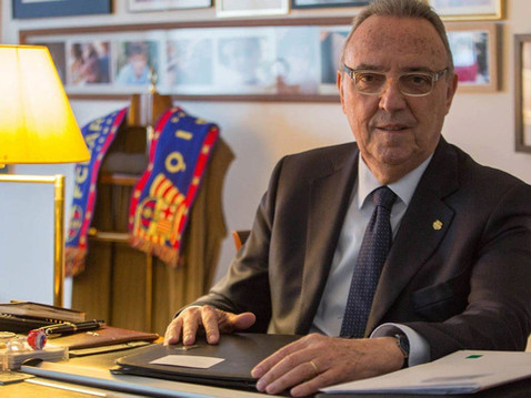 Wild Presidents: Joan Gaspart at FC Barcelona