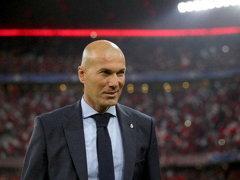 Zinedine Zidane: Real Madrid's Tightrope Walker