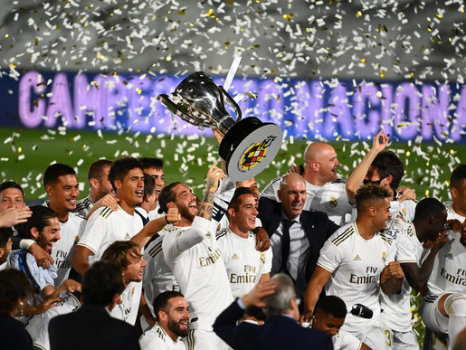 The Race For The Title – ¡Hay Liga En LaLiga!