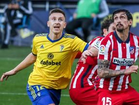 LaLiga's Best Young Players Series: Ivan Šaponjić at Cádiz