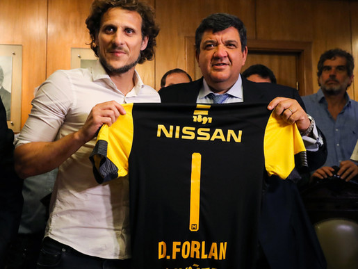 Up-And-Coming Coaches: Diego Forlán
