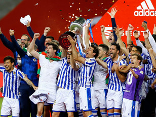 Imanol's Crowning Moment In A Triumph For Basque Football