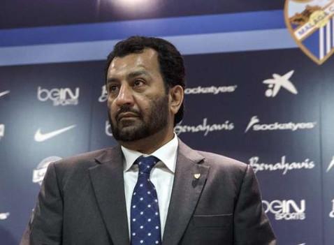 Wild Presidents: Sheikh Abdullah Al-Thani at Málaga