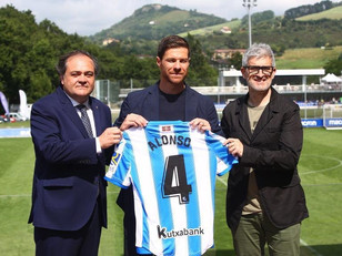 Up-And-Coming Coaches: Xabi Alonso