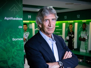 Manuel Pellegrini Is Engineering A Return To Glory With Real Betis