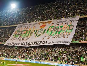 """El """"manquepierda"""": The Meaning Behind What Defines Real Betis"""