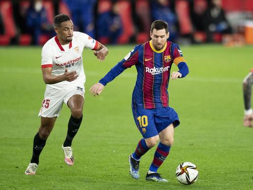 Sevilla's Journey To The Elite Via Barcelona