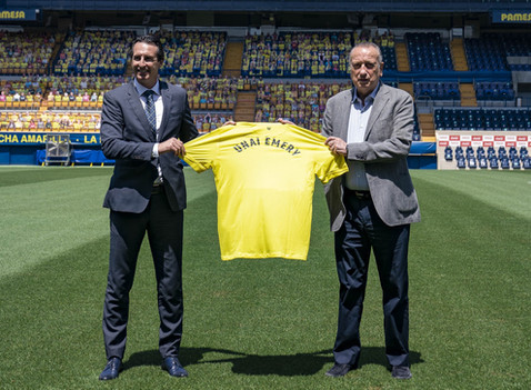 Five Takeaways From Emery's First Month In Charge At Villarreal