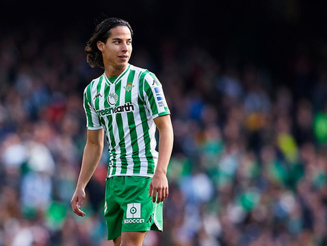 LaLiga's Best Young Players Series: Diego Lainez at Real Betis