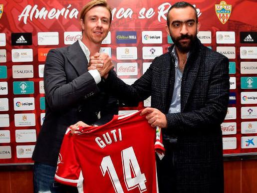 Up-And-Coming Coaches: José María 'Guti' Gutiérrez Hernández