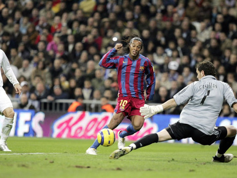 A Unique Rhythm: The Night Ronaldinho Seduced The Bernabéu