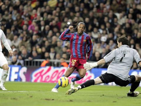 A Unique Rhythm: The Night Ronaldinho Seduced The Bernabéu