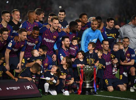 2019/20 LaLiga Half-Season Recap