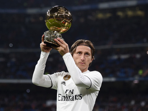 Luka Modrić: Real Madrid's Indefatigable Conductor