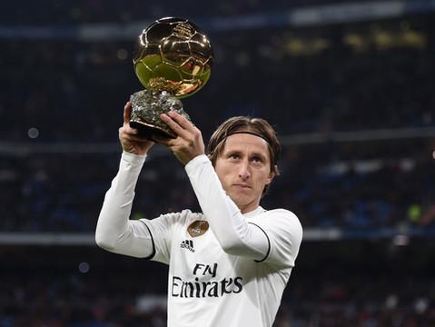 Luka Modrić: Real Madrid's Indefatigable Conductor