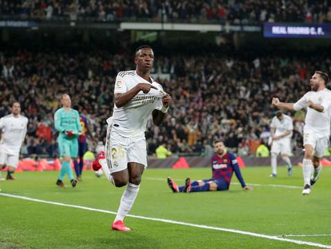Vinícius Júnior: Real Madrid's Diamond In The Rough