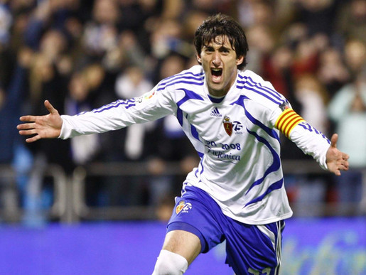 Diego Milito: Prince Of Zaragoza
