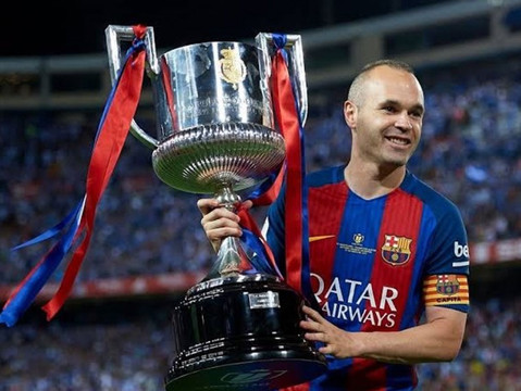 When Less Is More: Barcelona's Quest To Replace Andrés Iniesta