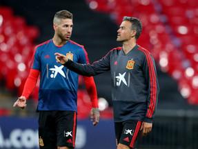 Spain Squad: Exuberance, Excitement, But Questions Too
