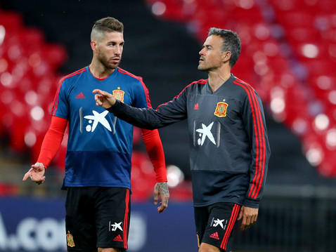 Spain Squad: Exuberance, Excitement, But Questions Too