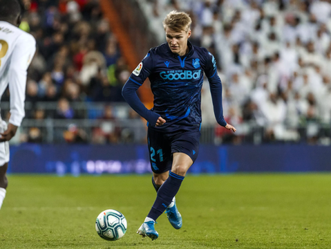 There's Something About Martin - The Future of Real Madrid's Midfield