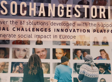 Christar International rewarded for their innovation in the Social Challenges Innovation Platform