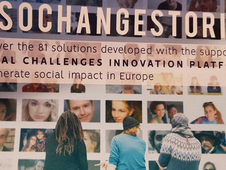 Christar International rewarded for their innovation in the Social Challenges Innovation Platform
