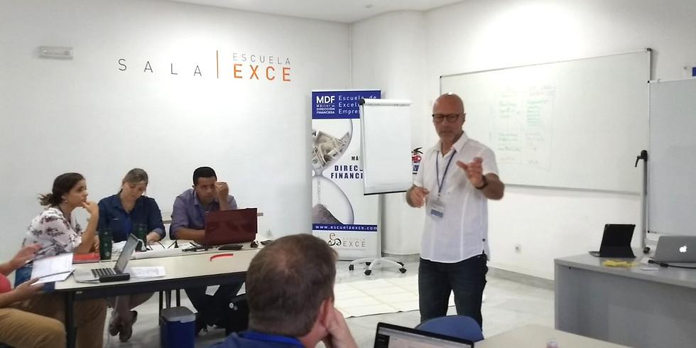 Itzinya Malaga Startup Academy Facilitator's Training
