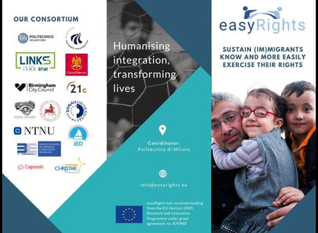 easyRights Newsletter Spotlights Progress Behind Collaborative Project